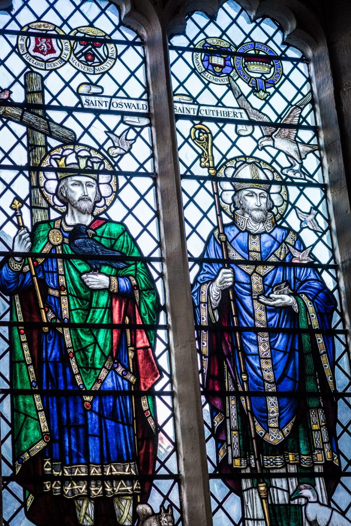 St George's Chapel windows