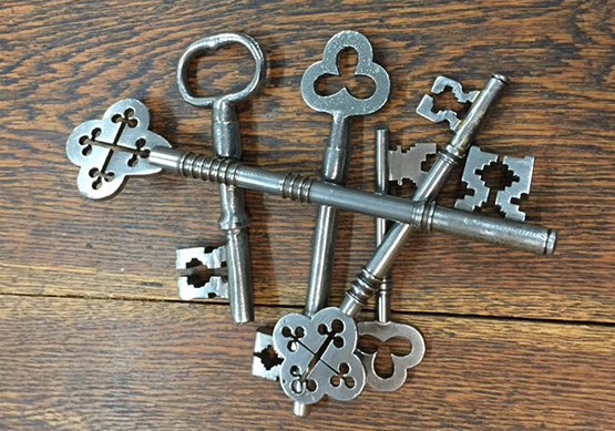 Cathedral keys