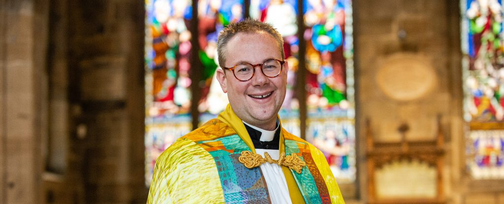 The Revd Canon Peter Dobson Canon for Outreach and Discipleship